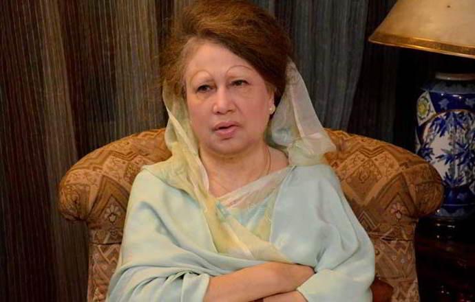 khaleda