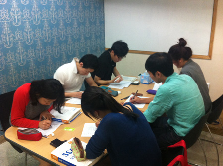 korea study