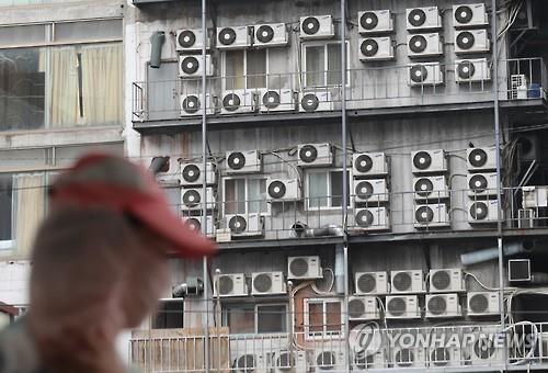 AC usage