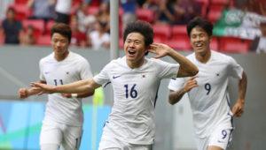 korea football