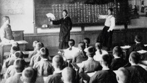 school in korea during japanese rule