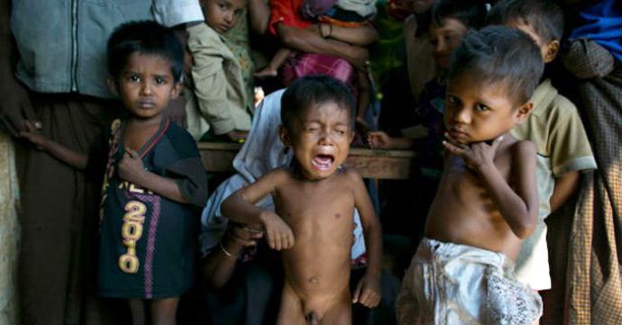 rohinga-children