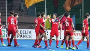 south-korea-hocky-team